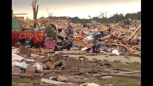 Gov. Beebe Requests Federal Disaster Funds