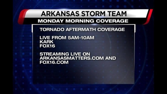 AR Storm Team Special: Tornado Aftermath