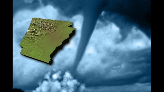 Disaster Unemployment Assistance for Arkansas Tornado Victims