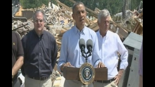 President Obama's Speech in Vilonia