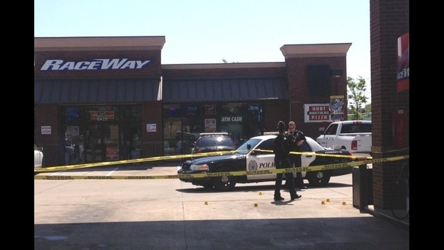 Shootout in Southwest Little Rock Store Parking Lot