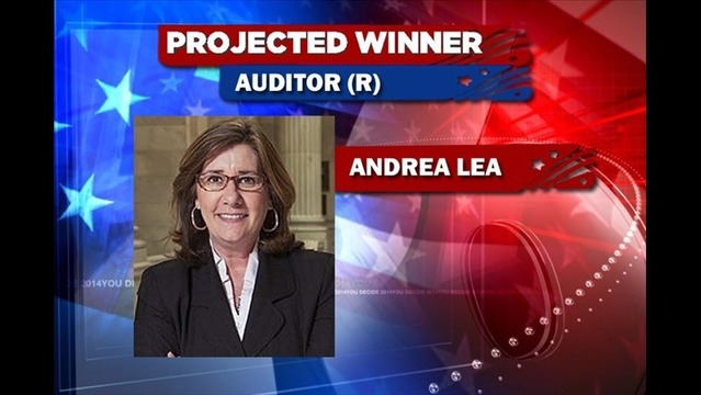Projected: Lea Wins GOP Primary for Arkansas Auditor
