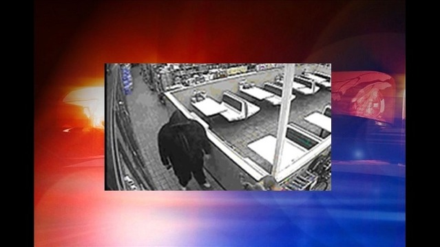 Man Wanted by NLRPD for Loves Truck Stop Robbery