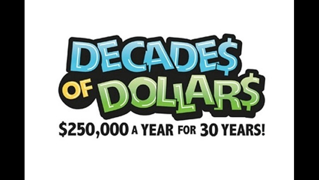 Decades of Dollars Game Being Phased out by Arkansas Lottery