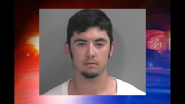 Razorback Pitcher Arrested for DWI