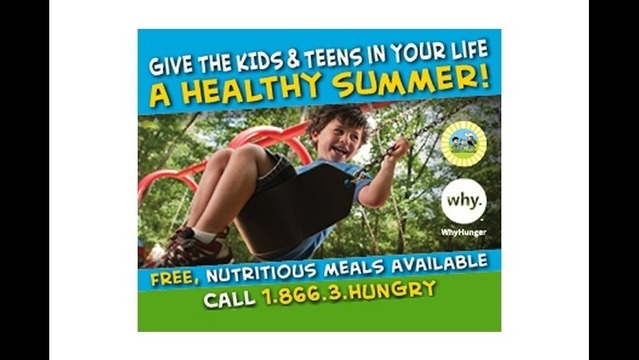 Hungry Arkansas Students Get Free Summer Meals