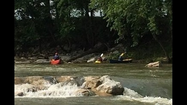 Siloam Springs Whitewater Park Holds Water Safety Class