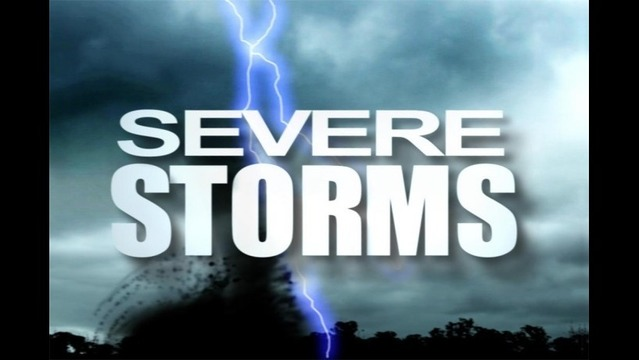 Storms with Damaging Winds Move into Arkansas