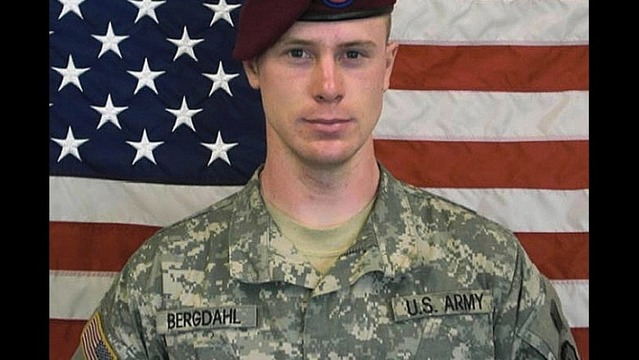 Army Sgt. Bowe Bergdahl Arrives in San Antonio