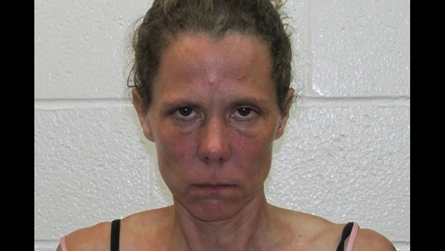 Malvern Woman Charged in Work Truck Chase in Hot Springs