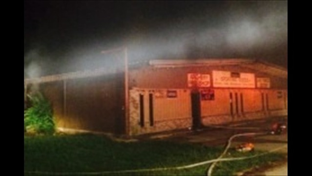 Early Morning Fire Destroys a Monticello Gun Shop