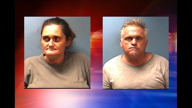 Two Arrested in Lawrence County for Meth