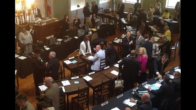 Special Session Gets Under Way in Little Rock
