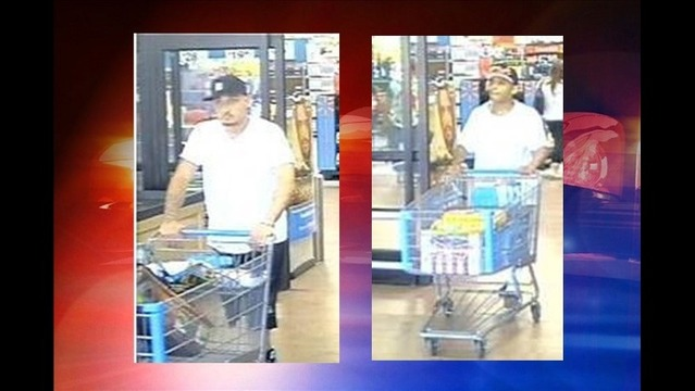 Rogers Police Looking for Alcohol, Shopping Cart Thieves
