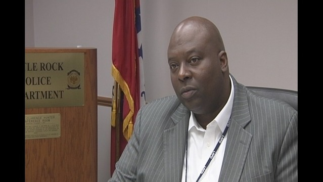 New LRPD Chief Calls Murder Rate 'Very Frustrating'