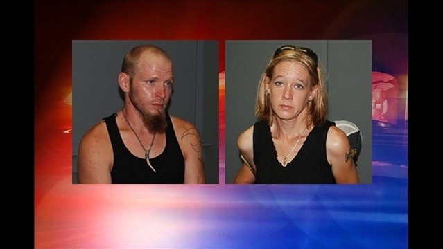 North Carolina Couple Arrested in Southeast AR Bank Robbery
