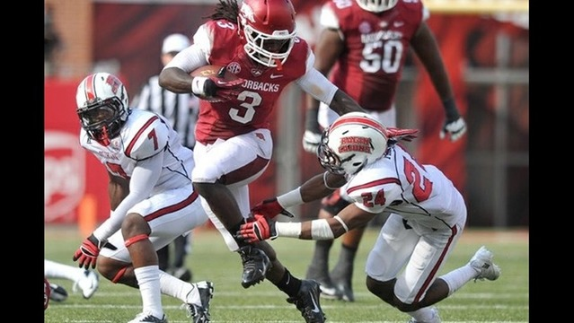 Pair of Razorbacks Named to Doak Walker Award Watch List