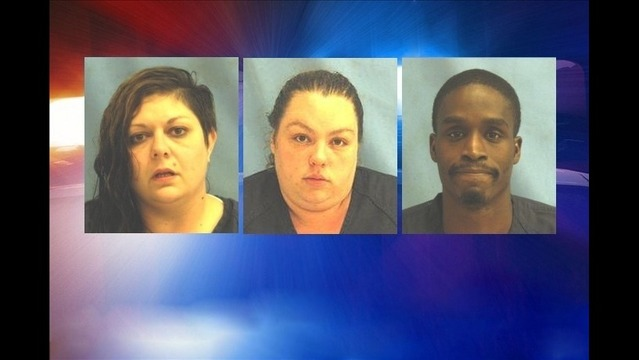 3 Arrested after Narcotics Found in Jacksonville Home Search