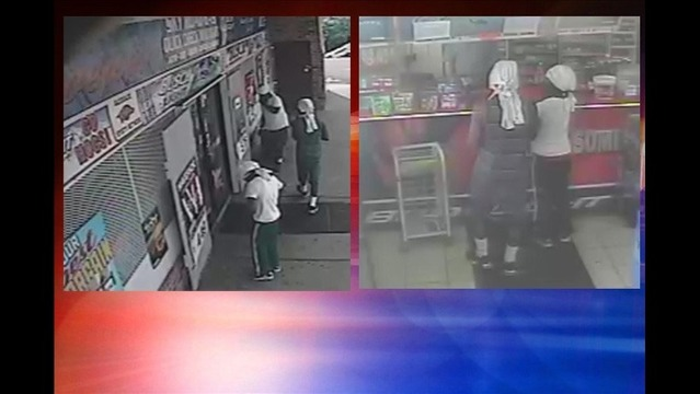 LRPD Looking for 3 Robbery Suspects