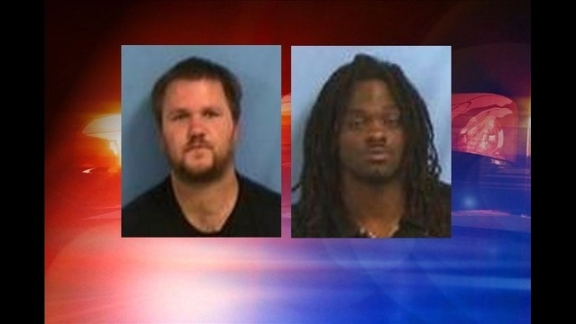 Searcy Police: Two Little Rock Men Caught Breaking into Vehicles