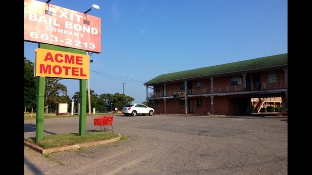 Code Violations Closes Acme Motel