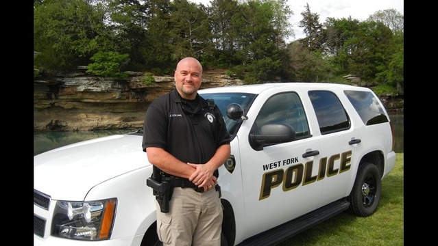 West Fork Police Chief Resigns, Effective Immediately