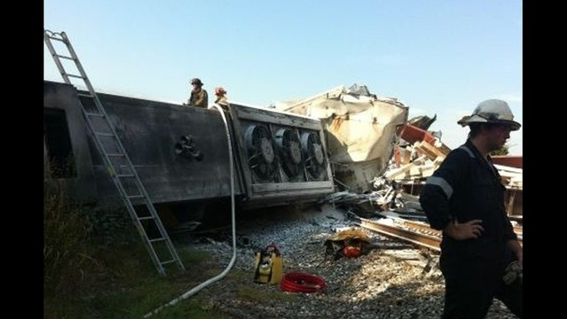 Update On Hoxie Train Collision