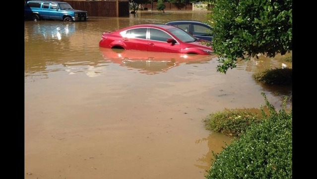 Heavy Flooding In Areas of Central Arkansas