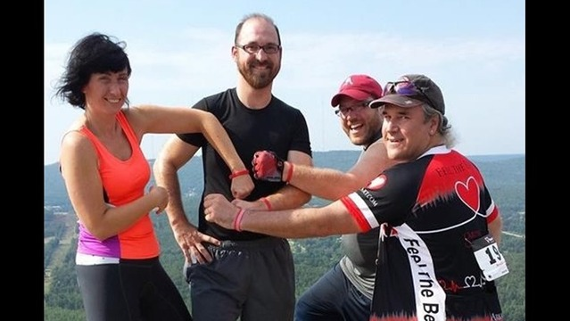 Bike and Hike for ALS