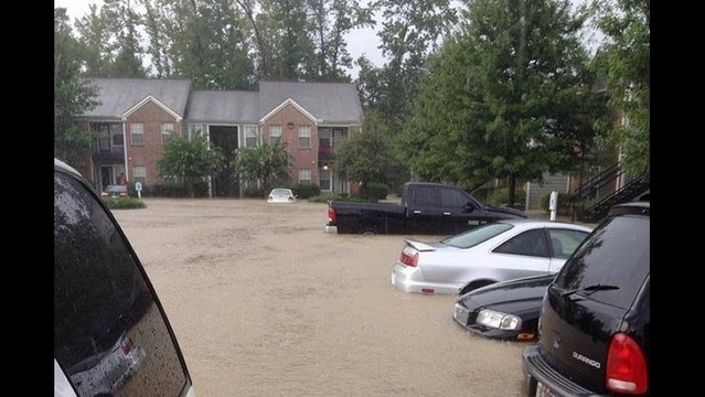 Relief Drive for Maumelle Flood Victims