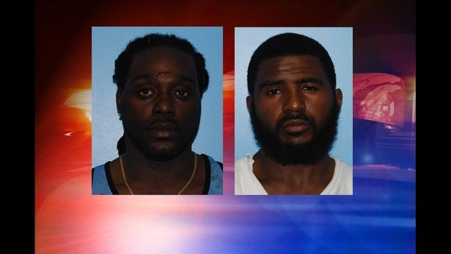 NLRPD Makes 2 Florida Felony Lane Gang Arrests
