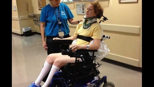Update: ASU Student Hurt in Freak Accident Improving at Atlanta Rehab Center
