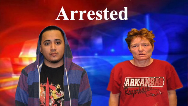 Two Arrested Following Jacksonville Aggravated Robberies