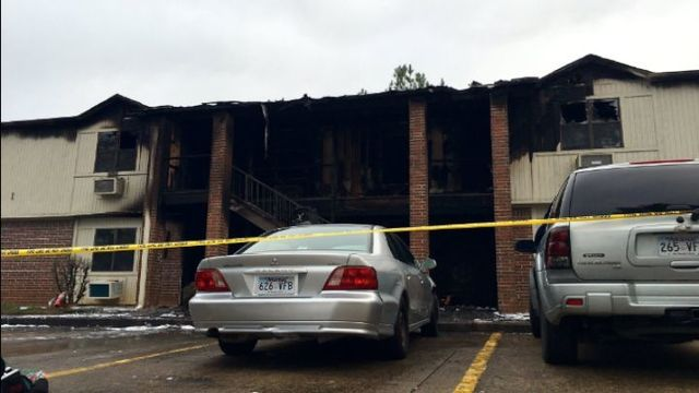 conway apt fire 2_Germantown complex