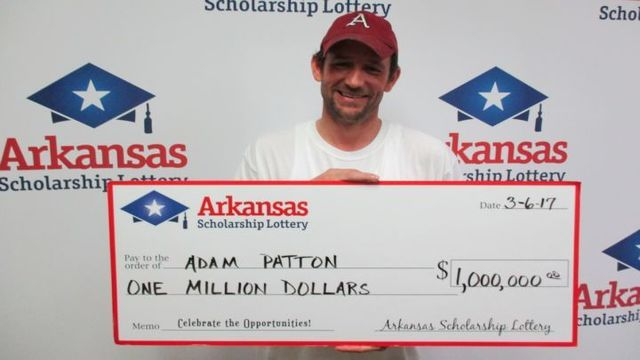 Dumas Man Wins $1M with Lottery Scratchoff Ticket