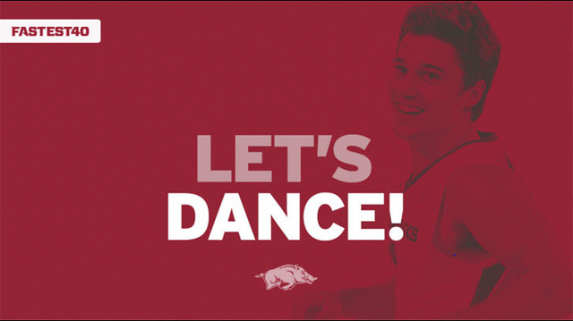 Hogs No. 8 Seed in NCAA Tournament