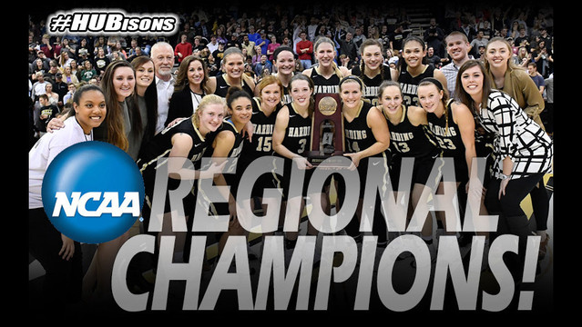 Harding Women Play Tuesday in NCAA Division II Elite Eight