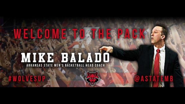 NEA in Motion: Balado is New A-State Men's Basketball Coach