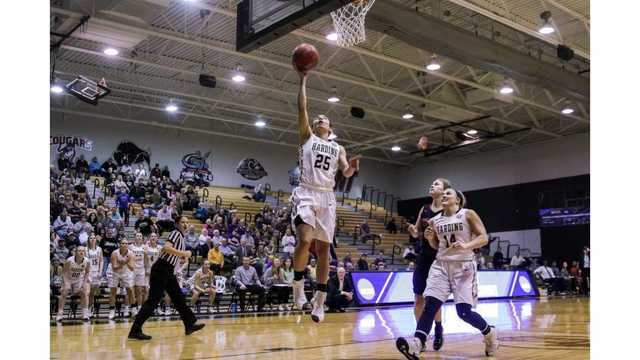 Harding Women's Basketball Plays in Final Four Wednesday