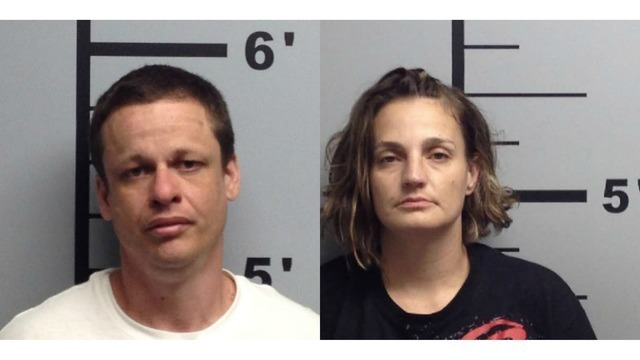 AR Police Arrest OK Couple for Stealing Purses from Vehicles