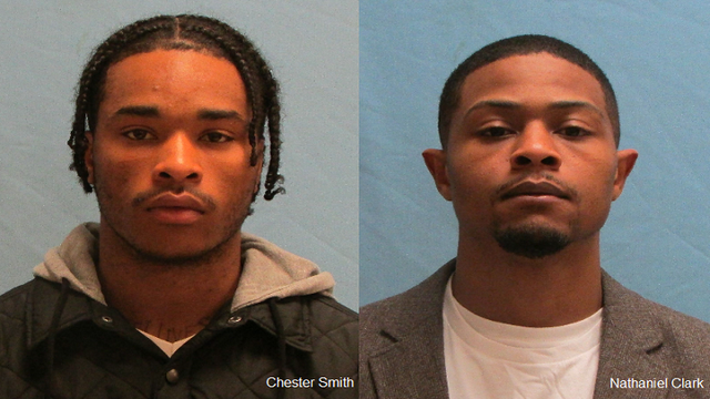 2 Arrested in Valentine's Day Murder, Robbery in NLR Motel Parking Lot
