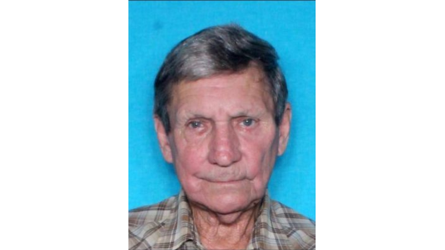 Silver Alert Activated for Missing El Dorado Man