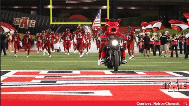 ESPN Channels to Broadcast 5 A-State Football Games