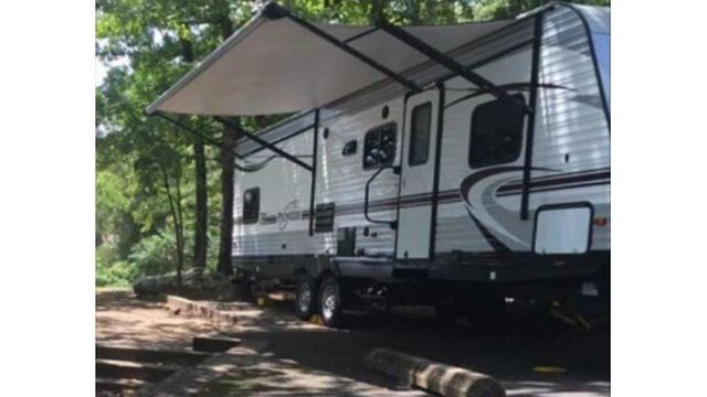 Camper Stolen from Cabot Storage Facility