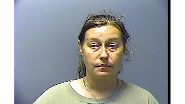 Mountain Home Woman Jailed, Accused of Hitting Family Member