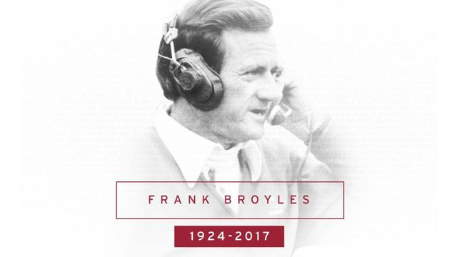 Passing of Frank Broyles: Reaction