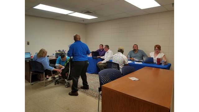 Job Fair Targets People with Criminal Records