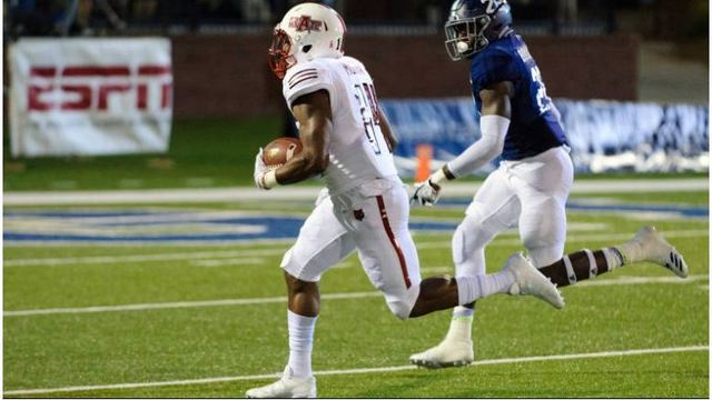 Big Plays Lift A-State over Georgia Southern