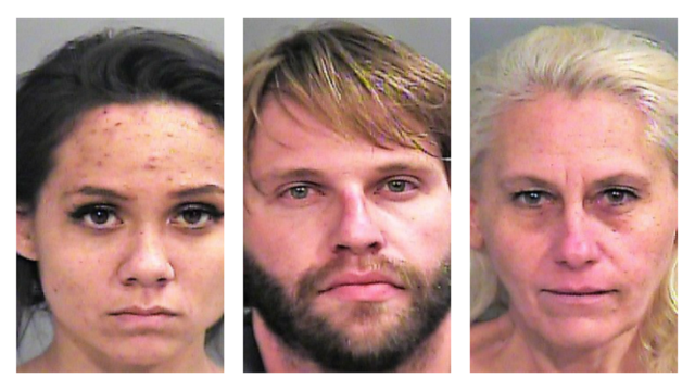 Three Arrested in NWA for Counterfeit Money Investigation