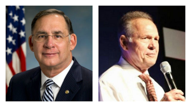 Sen. Boozman Says Roy Moore Should Withdraw from Race